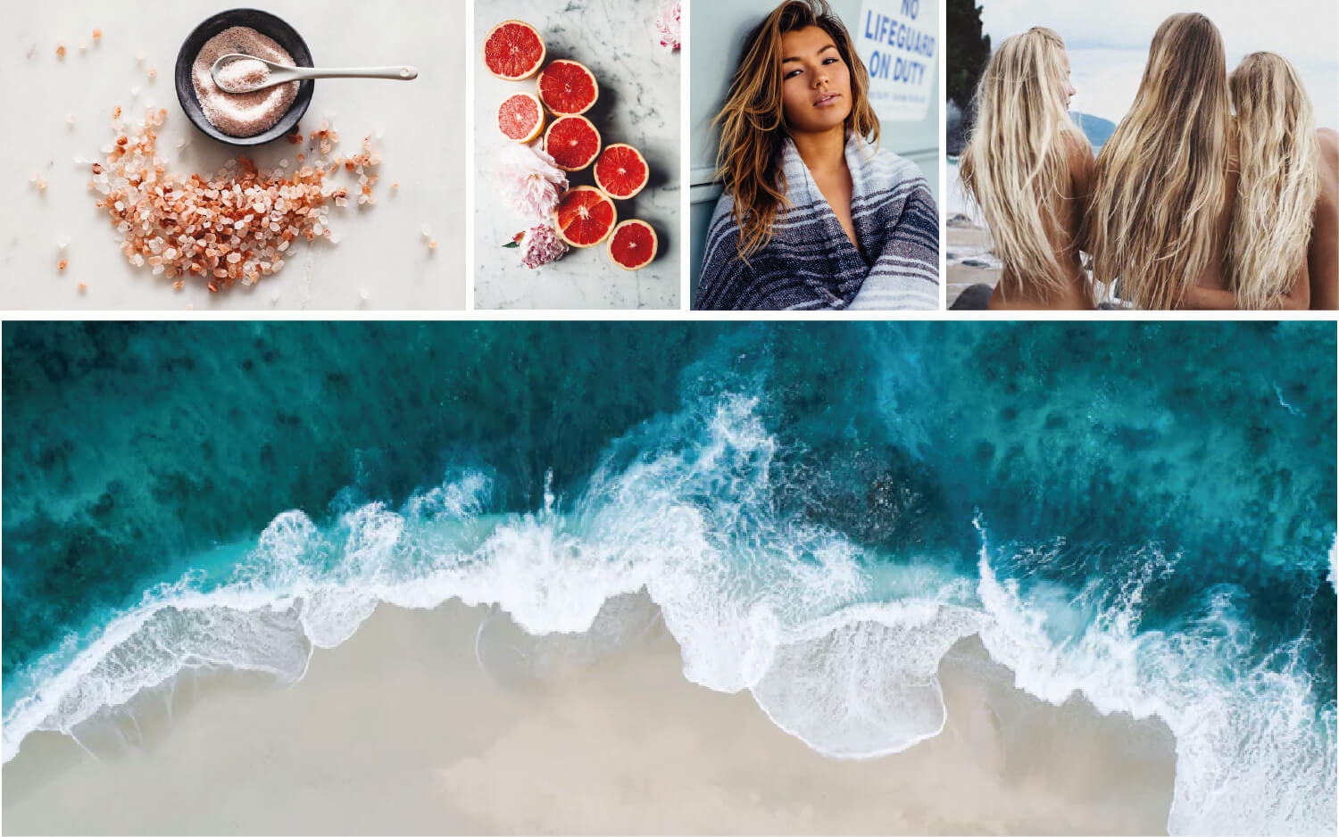 Ondas surferas todo el año con Hairlive Sea Salt