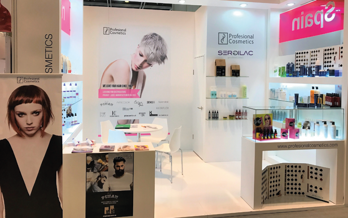 Our participation in Cosmoprof Hong Kong 2016