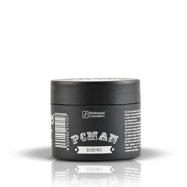 PC Man Beard Wax